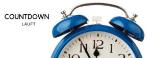 Der Countdown für die Anpassungen hinsichtlich der DSGVO Inkraftsetzung läuft