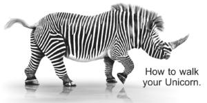 Marketing-Wissen für mehr Freude an deinem Marketing / how to walk a unicorn by ansprechend