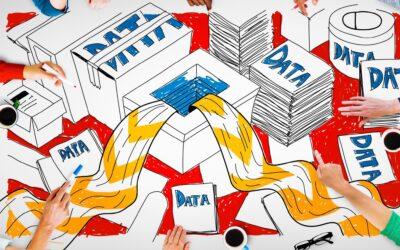 Wie gehst du mit täglich 2,5 Quintillion Bytes an Informations-Konkurrenz um?